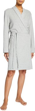 Organic Cotton French Terry Robe