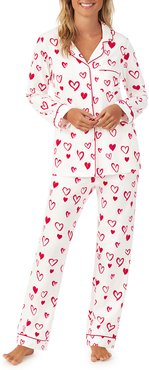 Love Is In The Air Classic Pajama Set