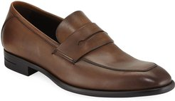 New Flex Leather Penny Loafer