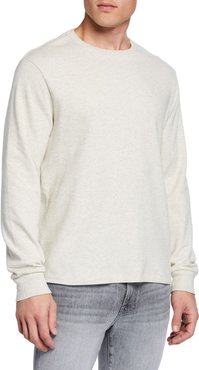Long-Sleeve Crewneck T-Shirt