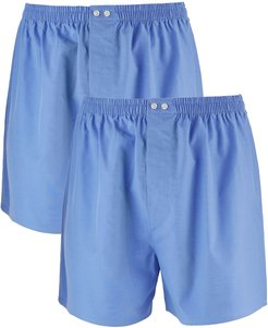 2-Pack Tagless Cotton Boxers