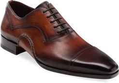 Jude Lace-Up Leather Shoes