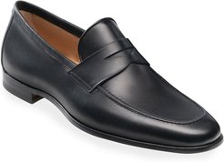 Reed Flex Leather Penny Loafers