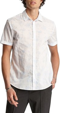 Classic-Fit Short-Sleeve Sport Shirt