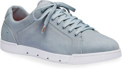 Breeze Tennis Leather Sneakers