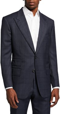 Windsor Houndstooth Check Suit
