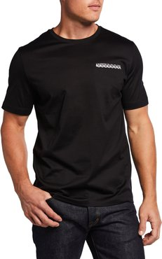 Gancini-Pocket T-Shirt