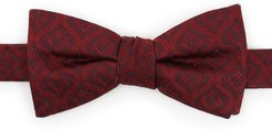 Mickey Mouse Holiday Silk Bow Tie