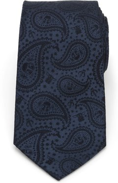The Mandalorian & The Child Paisley Silk Tie