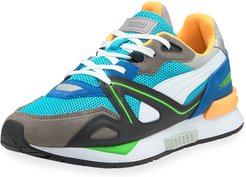 Mirage Mox Vision Colorblock Trainer Sneakers