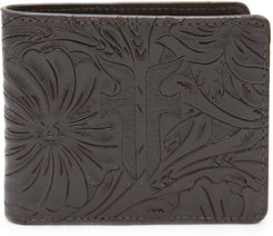 Austin Embossed Slim ID Billfold