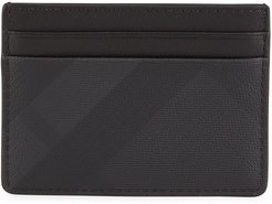 Sandon London Check Card Case