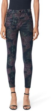 The Charlie Ankle Skinny Jeans - Calyx Coated
