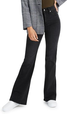 Leigh Retro Flare Jeans