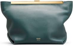 Augusta Leather Envelope Clutch Bag
