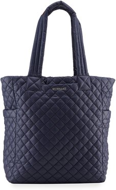 Max Travel Quilted Tote Bag