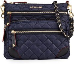 Crosby Downtown Quilted Crossbody Bag