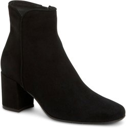 Denisse Suede Ankle Booties
