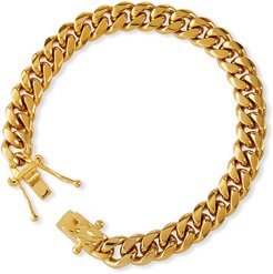 Ruth Curb Chain Bracelet, 8mm