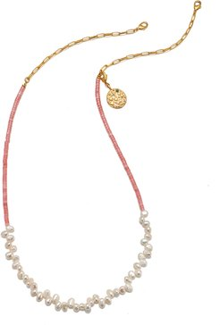 Convertible Mask Chain, Pink