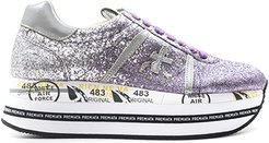 Sneakers Trendy donna rosa