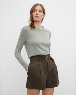 Willow Essential Crewneck Sweater in Size XS