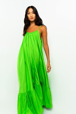 Poison Ivy Casual Maxi Dress