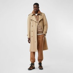 The Westminster Heritage Trench Coat, Size: 38, Yellow
