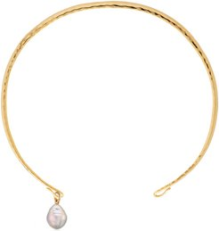 Doina Pearl and Torc Set
