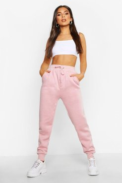 Casual Sweat Jogger - Pink - 8