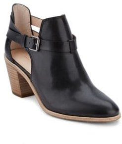 Sylvia Leather Ankle Boots