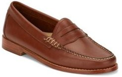 Whitney Weejun Soft Leather Penny Loafers
