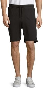 Elasticized Drawstring Shorts