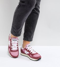 Dxn Vintage Sneakers In Red And Pink - Red