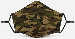 Pocket Square Clothing Camo Unity Face Mask Men's Brown