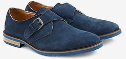 Reserved Footwear The Stanton Dress Shoes Blue Men's 11