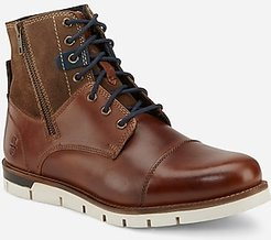 Reserved Footwear Tan Rossmore Boots