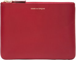 Classic Pouch in Red