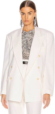 Apsara Jacket in White