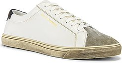 Andy Low Top Sneaker in White