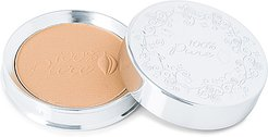 Healthy Face Powder Foundation w/ Sun Protection in White Peach.