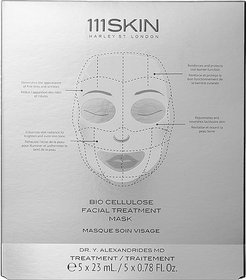 Bio Cellulose Treatment Mask Box 5 Pack in Beauty: NA.