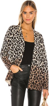 Alaine Cardigan in Brown. - size XS (also in M,S)