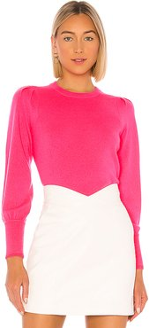 Jolene Sweater in Pink. - size S (also in XS)