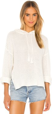 Tahani Sweater in White. - size XS (also in S,M,L)