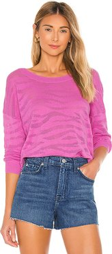 Kali Sweater in Pink. - size S (also in XS,M)