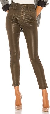Farrah Skinny Ankle Leatherette. - size 23 (also in 24,25,26)