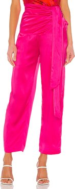 Maia Pant in Pink. - size XS (also in M,S)