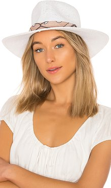 Bailey Hat in White.
