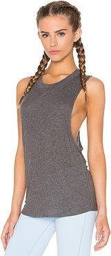 Heat Wave Tank in Grey. - size L (also in XS)